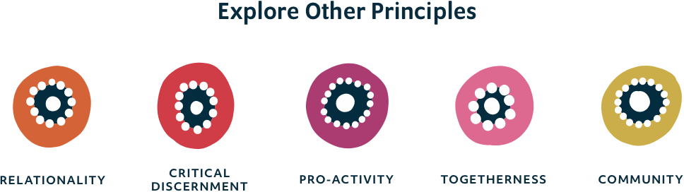 Explore other principles
